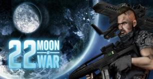 22 moon at war medium